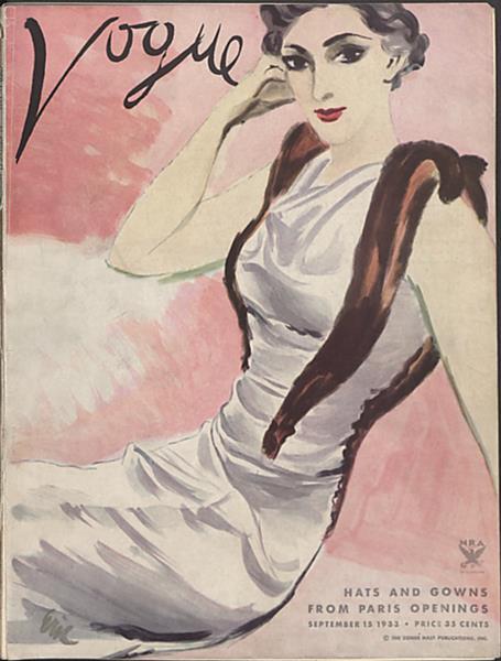 Issue: - September 15 1933 | Vogue