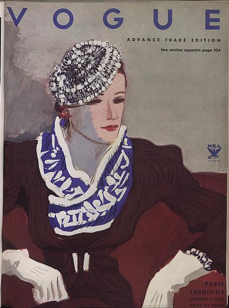 Issue: - October 1 1933 | Vogue