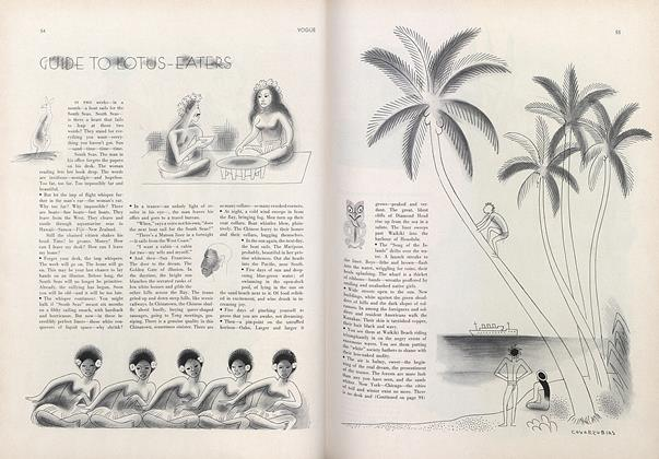 Guide to Lotus-Eaters