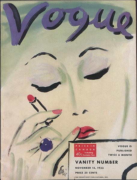 Issue: - November 15 1933   Vogue