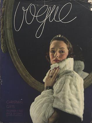 DECEMBER 1, 1933 | Vogue