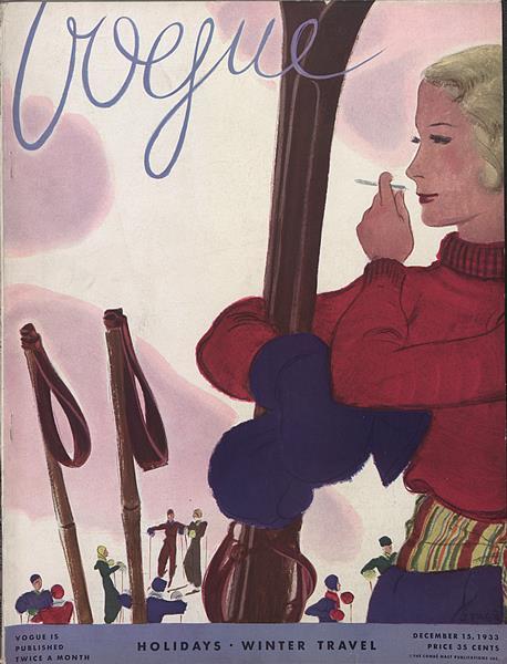 Issue: - December 15 1933 | Vogue