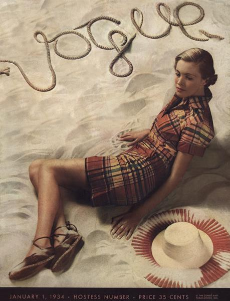Issue: - January 1 1934 | Vogue