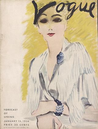 Cover for the January 15 1934 issue
