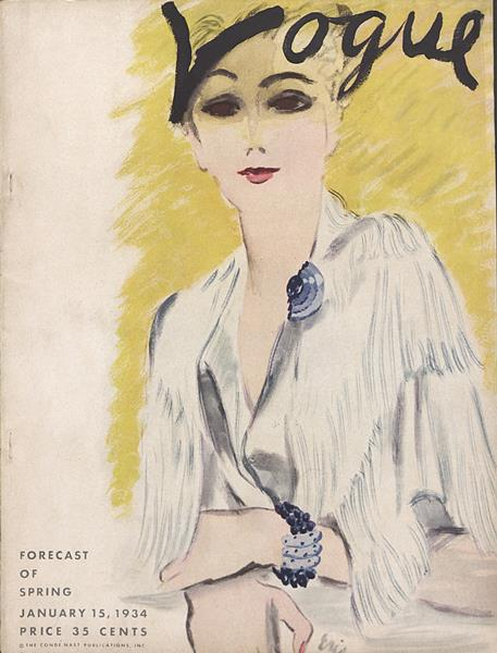 Issue: - January 15 1934 | Vogue