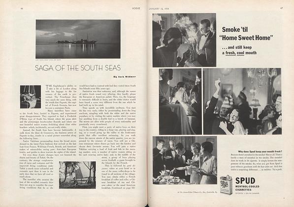 Saga of the South Seas