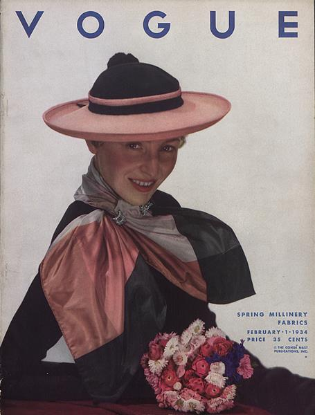 Issue: - February 1 1934 | Vogue