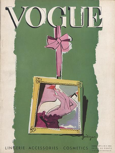 Issue: - February 15 1934 | Vogue