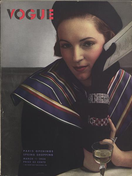Issue: - March 1 1934 | Vogue