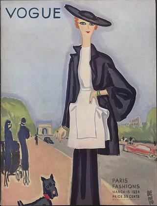 Cover for the March 15 1934 issue