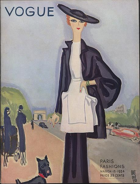Issue: - March 15 1934 | Vogue