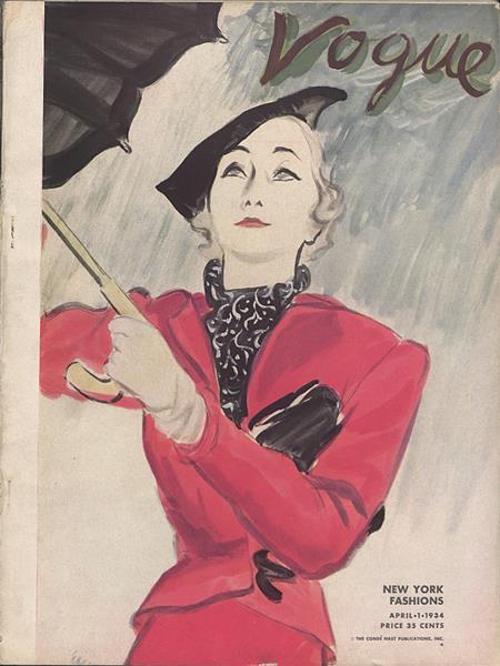 Issue: - April 1 1934 | Vogue