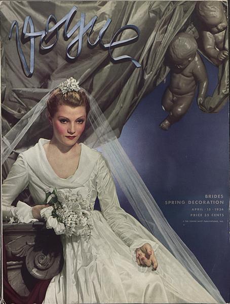 Issue: - April 15 1934 | Vogue