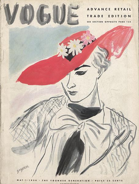 Issue: - May 1 1934 | Vogue