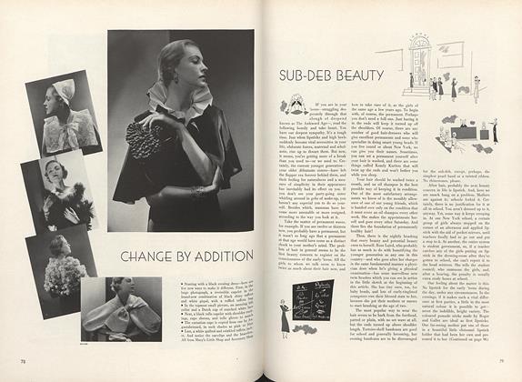Sub-Deb Beauty