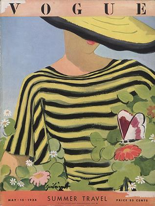 Cover for the May 15 1934 issue