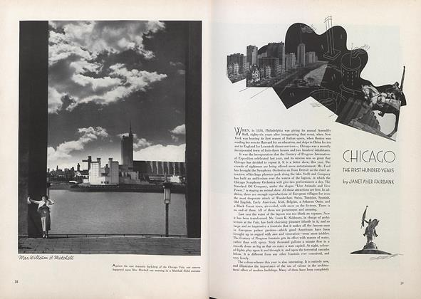 Chicago: The First Hundred Years