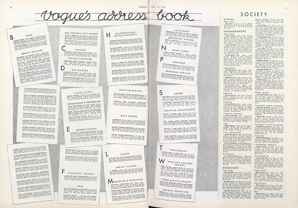 Article Preview: , July 15 1934   Vogue