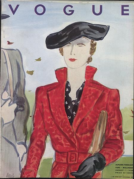 Issue: - August 1 1934 | Vogue