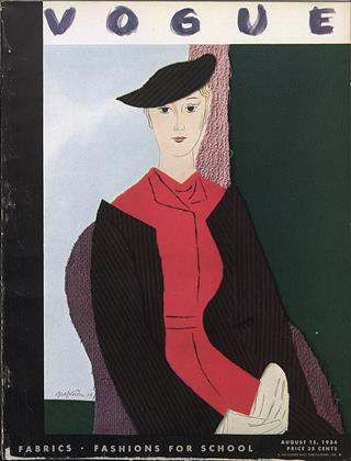 Cover for the August 15 1934 issue
