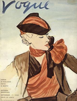 SEPTEMBER 1, 1934 | Vogue