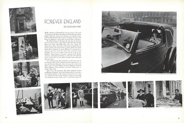 Article Preview: Forever England, September 1 1934 | Vogue