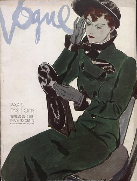 Issue: - September 15 1934 | Vogue