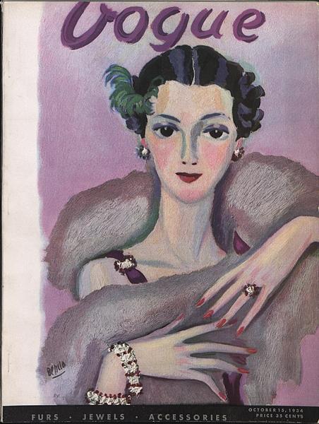 Issue: - October 15 1934 | Vogue