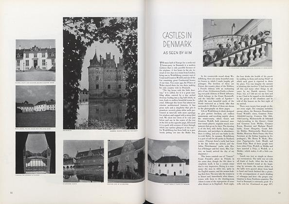 Castles in Denmark