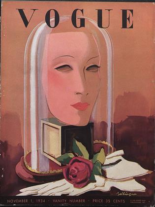 NOVEMBER 1, 1934 | Vogue