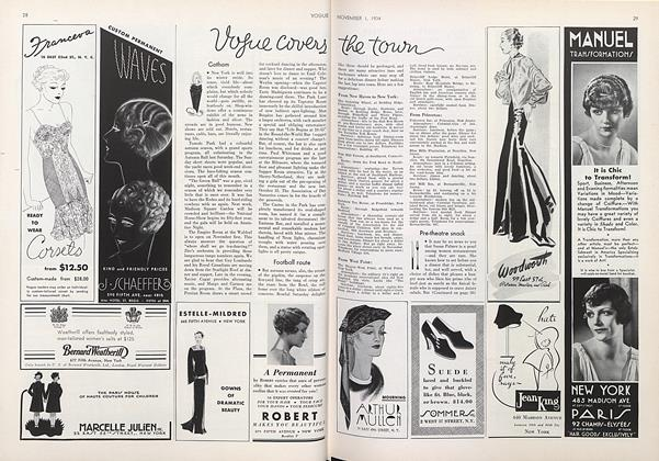 Article Preview: , November 1 1934 | Vogue