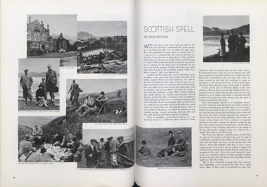 Scottish Spell
