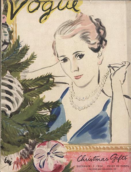Issue: - December 1 1934   Vogue