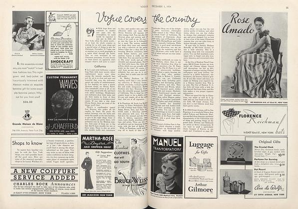 Vogue Covers the Country