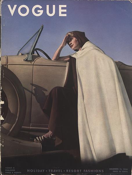 Issue: - December 15 1934 | Vogue