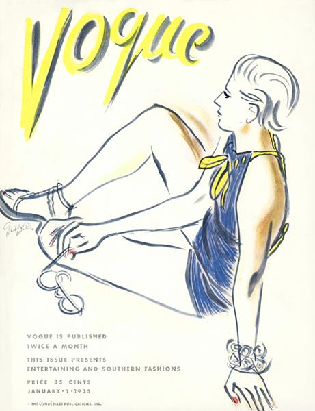 Issue: - January 1 1935 | Vogue