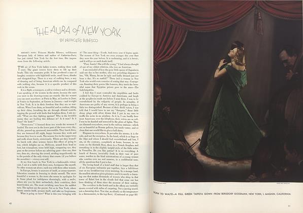 The Aura of New York