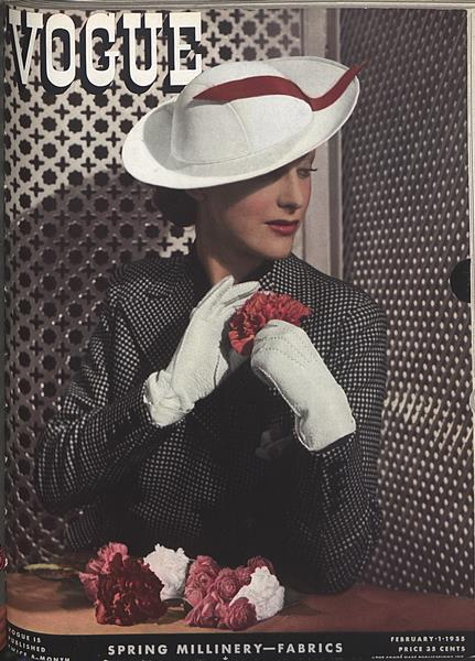 Issue: - February 1 1935 | Vogue
