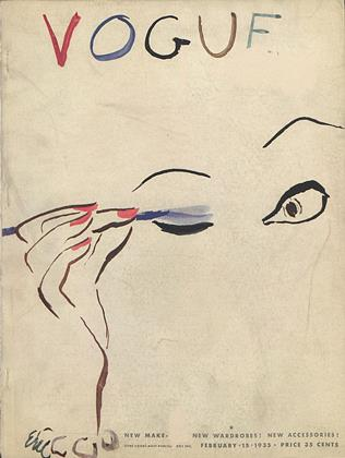 Cover for the February 15 1935 issue