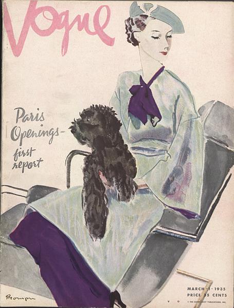 Issue: - March 1 1935 | Vogue