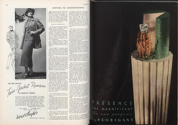 Article Preview: , March 15 1935 | Vogue