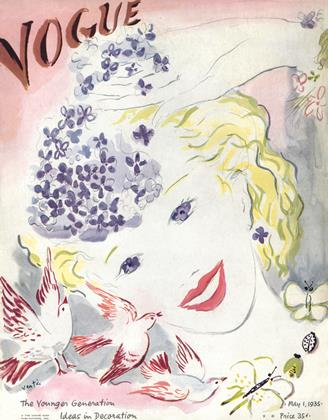 Cover for the May 1 1935 issue
