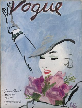 Cover for the May 15 1935 issue
