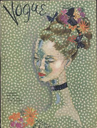 Cover for the July 15 1935 issue
