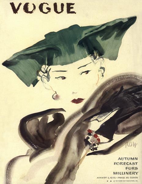 Issue: - August 1 1935 | Vogue