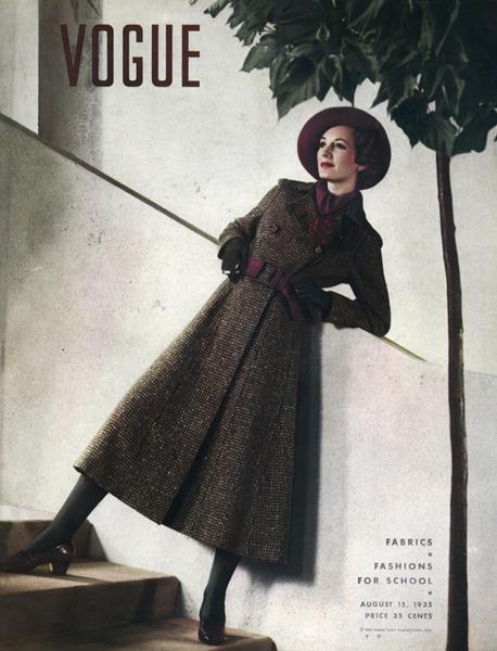 Issue: - August 15 1935 | Vogue