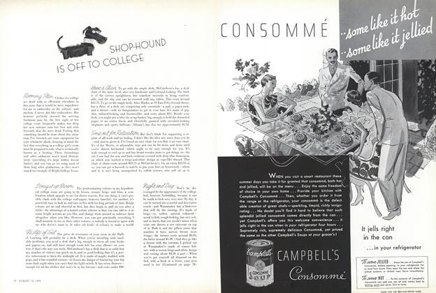 Shop-Hound: Off to College