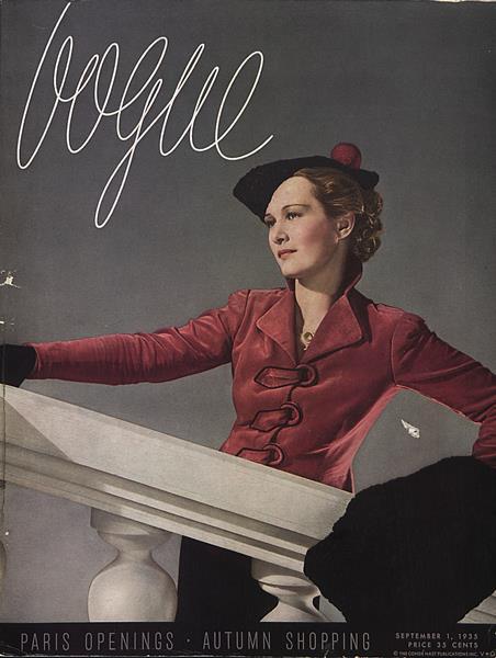 Issue: - September 1 1935 | Vogue