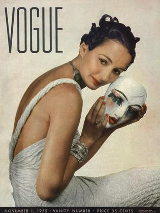 NOVEMBER 1, 1935 | Vogue