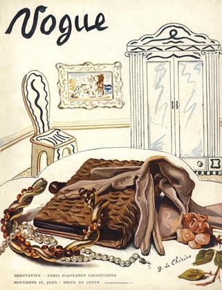 NOVEMBER 15, 1935 | Vogue